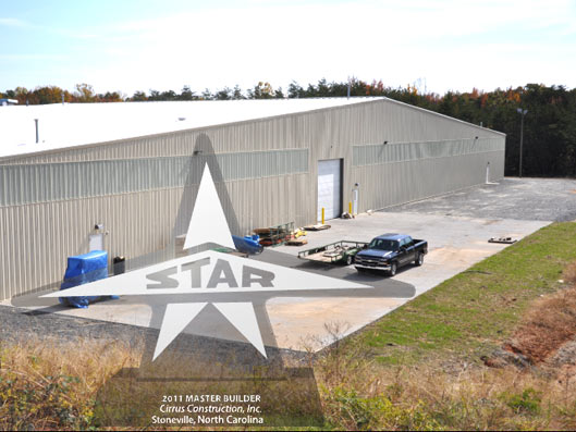 Best of the Building Addition catagory - Star Building Systems